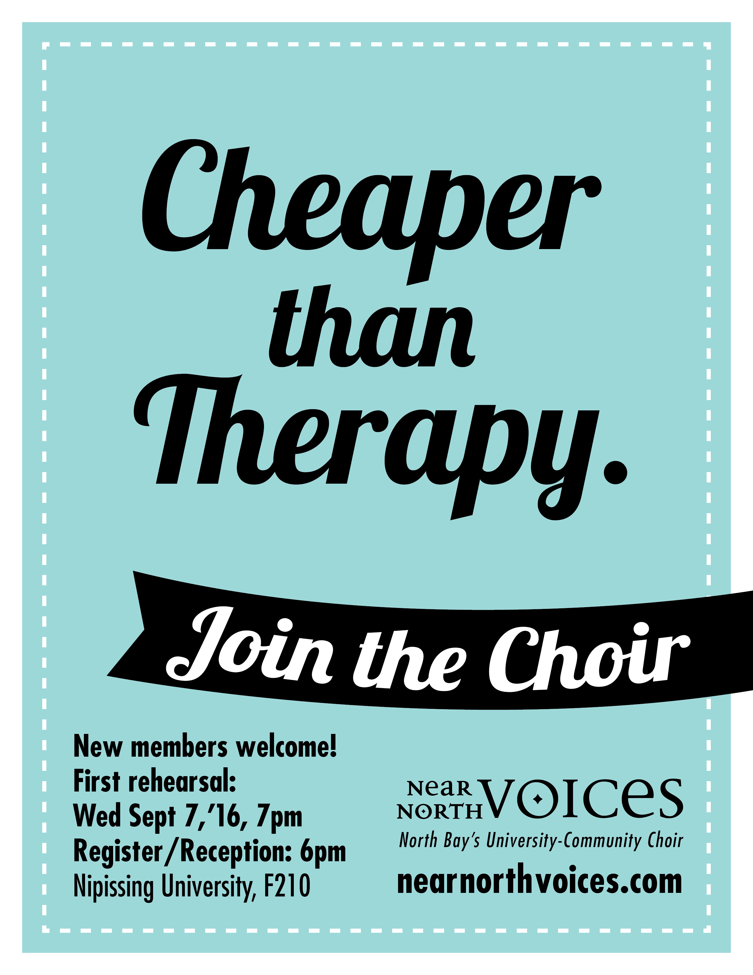 Joining the iekhs concert choir